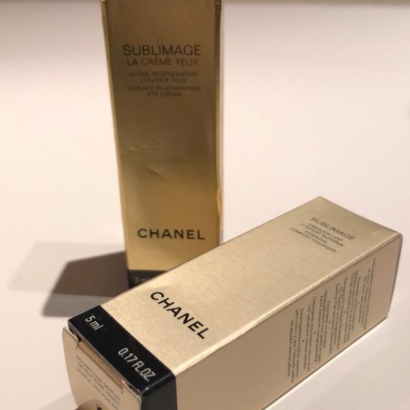 CHANEL Other - Chanel Sublimage sample set